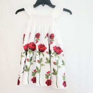 New Edgehill Collection mommy and me rose dress